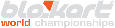 Blokart World Championships Logo